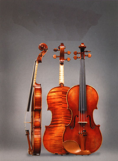 Akord Kvint Josef Holpuch Nr 1/40 Viola